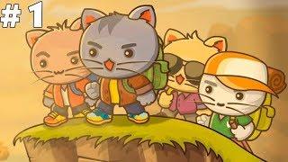 ИГРЫ С ЧИТАМИ | Ударный отряд котят