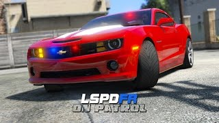 LSPDFR - Day 196 - Store Alarm
