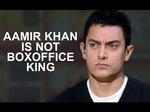Aamir Khan Is Not Box Office King? Do You Agree?
