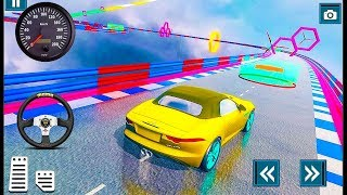 Project Cars Stunt Ultimate Car Game - Ramp Car Stunts Racing - Android GamePlay
