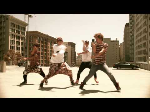 The Fooo Conspiracy- Suitcase @ Downtown LA, LOS ANGELES