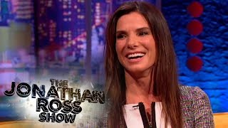 Sandra Bullock Discusses Her Film Stinkers & Smuggling German Sausages | Jonathan Ross