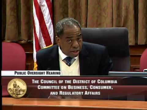 DC Department Of Employment Services Public Oversight Hearing Testimony 2/20/2015
