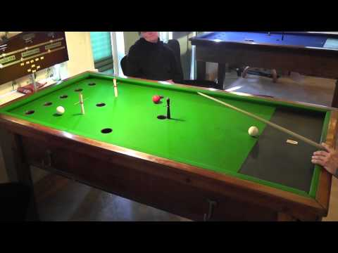 Guernsey Bar Billiards Pairs Open Final - Game 1
