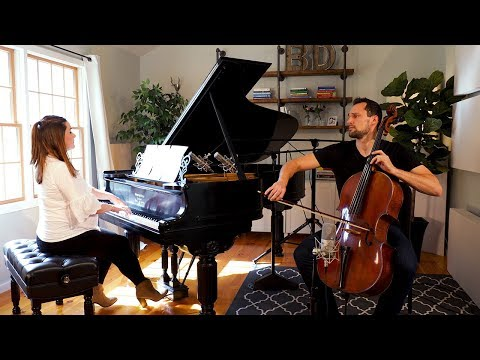 Too Good at Goodbyes - Sam Smith [CELLO + PIANO COVER]