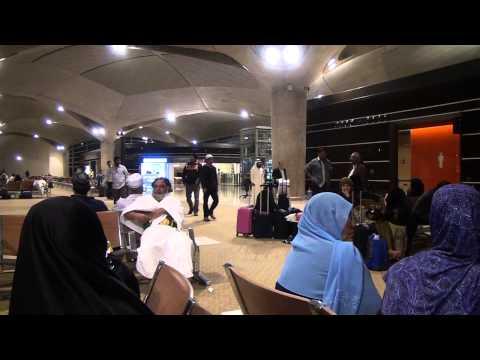 perungulam people  go to isreal jordan air port