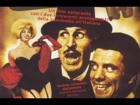 Due Mattacchioni al Moulin Rouge - Franco e Ciccio - Film Completo by Film&Clips