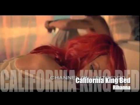 Rihanna - California King Bed  (Official Music Video).mp4