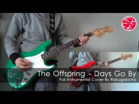 Days Go By - The Offspring 2012 New Song (Karaoke/Full Instrumental Cover)