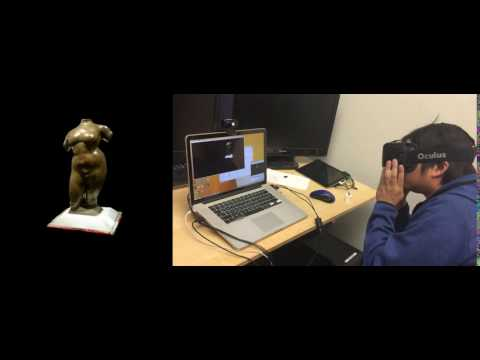 IEEEVR2017 Rapid Creation of Photorealistic Virtual Reality Content(Research Demo Video)