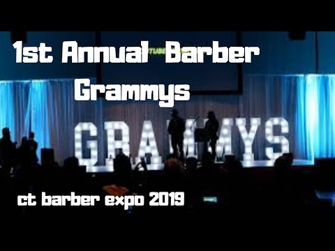 Barber Grammy's  1st Annual - Ct Barber Expo