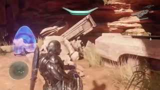 Halo 5 Gameplay Walkthrough Part 15 - ARBY AND ME - Mission 9!! (Halo 5 Guardians Gameplay)