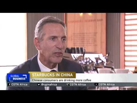 Coffee giant Starbucks to open its first roastery in China