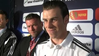 Gareth Bale On Wales Performance -