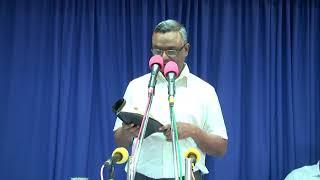 Final Message (1) by Bro Jayaraj Tirupathi at Hebron on Sunday 29-10-2017