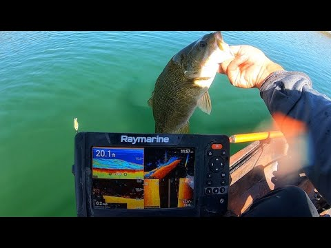 A-RIG and SPOON for Feeding Fall bass