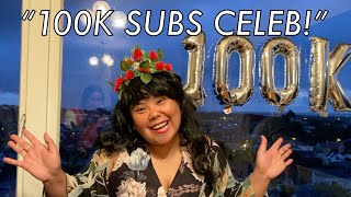 """100K SUBSCRIBERS CELEBRATION!"" 🎉 MEET MY FAMILY! ❤️ 