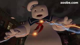 Stay Puft sponsored by Zoobe