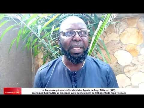 Togo Télécom en voie de licencier 500 personnes : Vive le mandat social et le développement