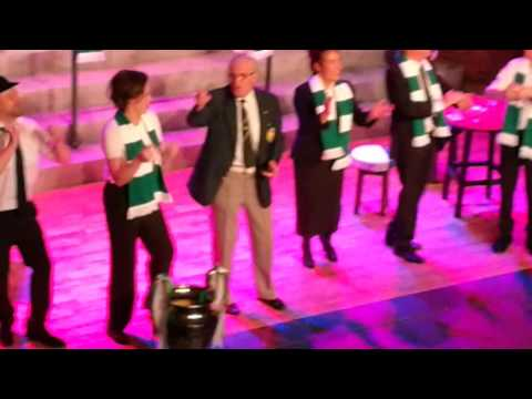Celtic the Musical at the Pavilion Glasgow and Surprise Guest!
