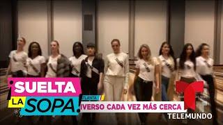 Dicen que Miss México está teniendo problemas en Miss Universo | Suelta La Sopa | Entretenimiento