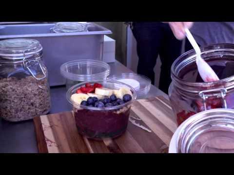 Vale Food Co Acai Bowls