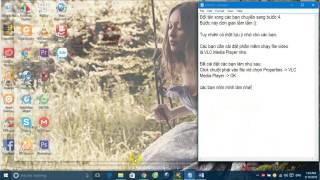Hướng dẫn xem phim Vietsub bằng phần mềm VLC Media Player