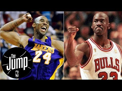 Scottie Pippen: There's no way Michael Jordan could outshoot Kobe Bryant | The Jump | ESPN