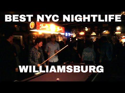 Williamsburg Brooklyn Nightlife - Best Places To Go!