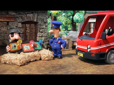 Postman Pat | The Tremendous Tree | Postman Pat Full Episodes