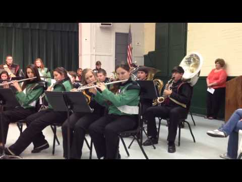 Millry High School - Honor Band 2014