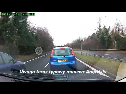 Stupid driver nissan note reg. PN 58 HCU