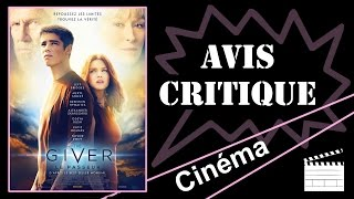 Avis Critique - The Giver De Phillip Noyce !