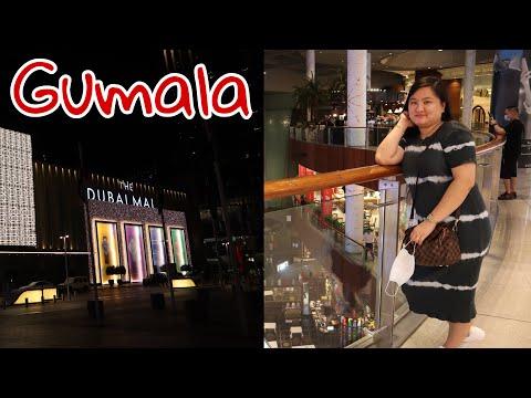 DUBAI MALL | DUBAI DANCING FOUNTAIN | DUBAI AQUARIUM AND UNDERWATER ZOO | BUHAY OFW