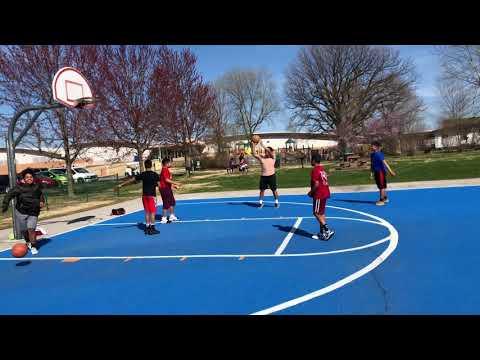 Marshall Islands Basketball Court
