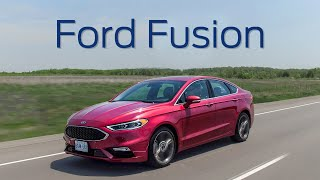 2018 Ford Fusion Sport Review - Sport Actually Means Something