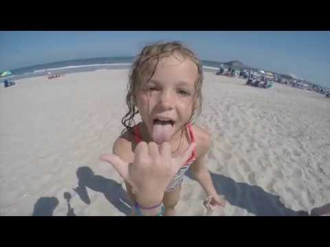 """Cake By The Ocean"" Kidz Bop 32 Family Vaca Music Video"