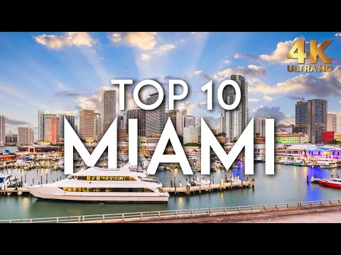TOP 10 Things do to in MIAMI in 2019 | Florida Travel Guide