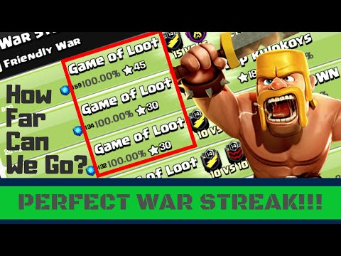 Clashing with Ample | PERFECT WAR STREAK!!!