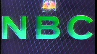 NBC Monday Night at the Movies Intro 1982