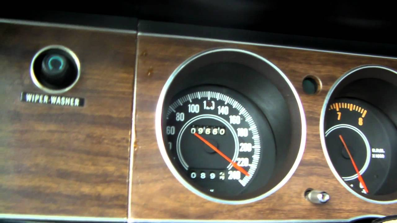 1970 Cuda Top Speed Youtube