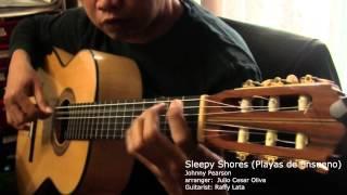Sleepy Shores - J. Pearson (J.C. Oliva)