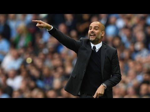 Pep Guardiola tactics - Manchester City 2017 tactical analysis