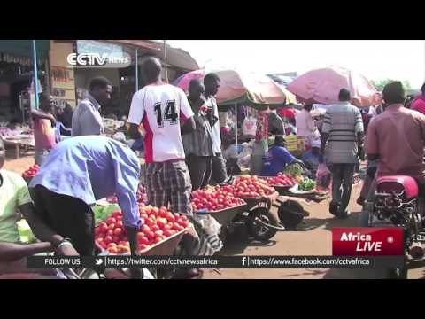 Imports to South Sudan fall to the lowest level