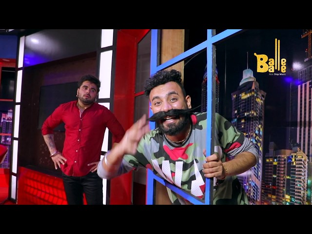 Ninja Shuts Unwanted Jagga Down || Balle Balle Tv