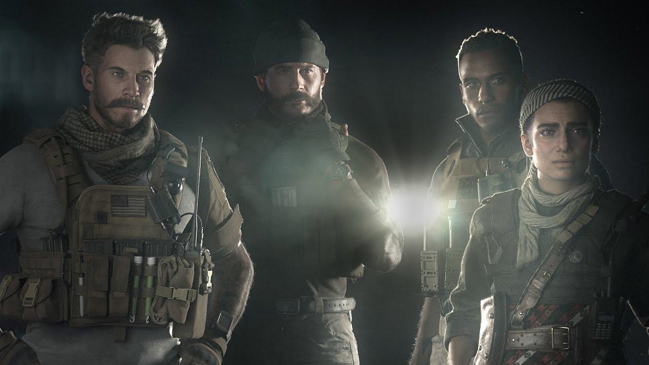 Официальный анонс Call of Duty®: Modern Warfare (2019) трейлер на русском