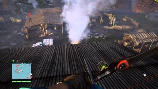 Far Cry 4 PC Gameplay - MSI GTX 970 100ME - 1080P Ultra Settings