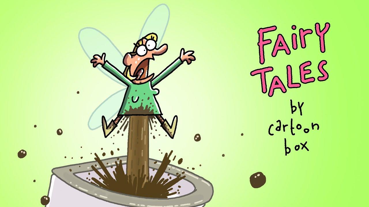 Fairy Tales | The BEST of Cartoon Box | Hilarious Fairy Tales Parody Cartoons