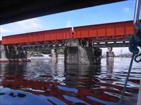 Balik Tanaw Pasig River Ferry Tour Part 6 of 6