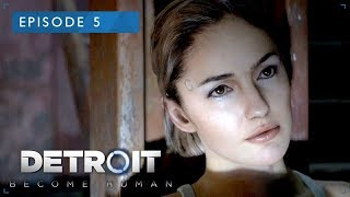 Detroit: Become Human – Episode 5: Time To Decide ★ Story & Cutscenes Series 【Peace Edition】